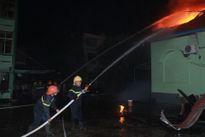 Hà Tĩnh: Cháy quán karaoke, 6 phòng hát bị thiêu rụi trong đêm