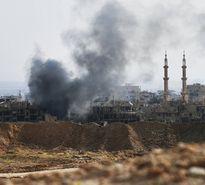 Lực lượng Không gian vũ trụ Nga lập chiến công lớn ở Syria