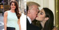 Nhan sắc cựu người mẫu gây sốc vì nhận mức lương cao nhất Nhà Trắng