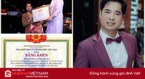 Ca sĩ Ngọc Sơn được tặng danh hiệu 'Giáo sư âm nhạc': 'Đó là sự PR thiếu văn hóa'