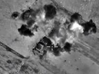 Không quân Nga dội bom phá hủy đoàn xe IS, tiêu diệt hơn 200 khủng bố