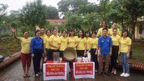Vĩnh Phúc: Tuổi trẻ Vĩnh Yên sôi nổi các hoạt động tình nguyện hè năm 2017