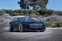Mercedes-Maybach 6 mui trần - xe điện siêu sang và lớn nhất thế giới