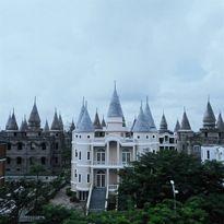 Lạc vào cảnh tiên các trường đại học ở Việt Nam