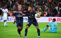 Neymar lập hai cú đúp ghi bàn và kiến tạo, PSG thắng kiểu quần vợt