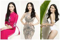 Ai sẽ đại diện Việt Nam tham dự Hoa hậu Trái Đất 2017?