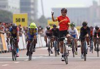 Nguyễn Thị Thật đoạt HCV đầu tiên cho xe đạp Việt Nam tại SEA Games 29