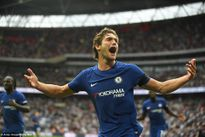 Chelsea giành chiến thắng kịch tính trước Tottenham