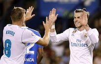 Vòng 1 La Liga: Barca và Real khởi đầu thuận lợi