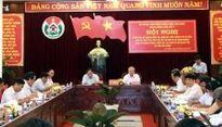Ban Chỉ đạo Trung ương về phòng, chống tham nhũng làm việc tại Đác Nông