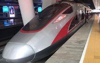 Đoàn tàu nhanh nhất thế giới sắp hoạt động tại Trung Quốc