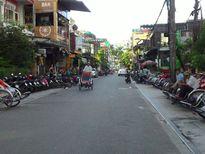 Phố đi bộ ở khu phố Tây tạo điểm nhấn du lịch thành phố Huế
