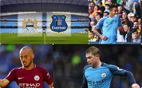Đội hình dự kiến giúp Man City 'hạ đẹp' Everton tại vòng 2 NHA