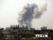 Nga tiến hành hơn 2.500 cuộc không kích tại Syria trong tháng 8