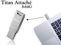 PNY giới thiệu USB Titan Attaché