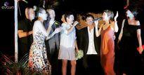 Mỹ Tâm, Phương Thanh... quậy tưng trong đám cưới đạo diễn Nguyễn Tranh