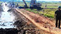 Nghệ An: Bị điện giật tử vong khi bơm nước làm kênh thủy lợi