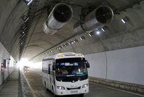 Thông xe Hầm đường bộ Đèo Cả: Xóa điểm đen giao thông trên QL1