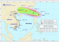 Việt Nam 'đón' bao nhiêu cơn bão từ nay đến cuối năm?