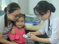Gần 200 trẻ được tầm soát chậm tăng trưởng chiều cao miễn phí