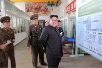 Lãnh đạo Triều Tiên chỉ đạo sản xuất thêm động cơ tên lửa, đầu đạn hạt nhân