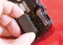 Kinh nghiệm sử dụng pin máy ảnh đúng cách
