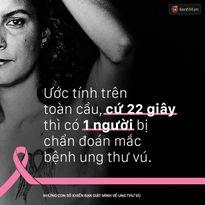 Chỉ cần làm điều hết sức đơn giản này nhưng sẽ giúp bạn cả đời không mắc ung thư vú