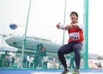 SEA Games 29: Vận động viên Malaysia phá kỷ lục nội dung ném búa nhờ khổ luyện