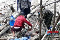 Phát hiện thi thể đàn ông trôi dạt bờ sông Lam