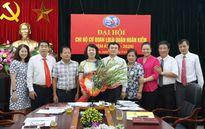 Đại hội chi bộ cơ quan LĐLĐ quận Hoàn Kiếm nhiệm kỳ 2017-2020