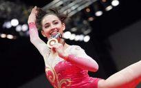 9X xinh đẹp được mệnh danh 'nữ thần thể dục' tại SEA Games 29