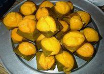 Thơm ngon bánh bò thốt nốt (An Giang)