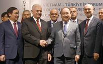 Thủ tướng dự Diễn đàn doanh nghiệp Việt Nam-Thổ Nhĩ Kỳ