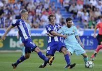 Vòng 2 La Liga: Messi đem chiến thắng cho Barca