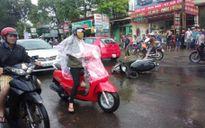 Cẩn trọng TNGT trong ngày mưa