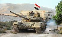 Phiến quân IS sắp thất thủ hoàn toàn ở miền trung Syria