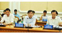 Chủ tịch UBND TPHCM Nguyễn Thành Phong nêu tên các ngành báo không đúng sự thật