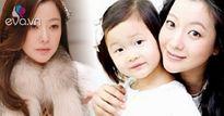 """Kim Hee Sun mê rượu tới mức bị con gái nói: """"Mẹ đừng nhắc tới rượu nữa nhé"""""""