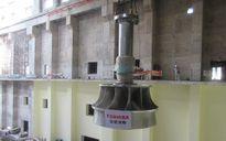 Nhà máy Thủy điện Trung Sơn bắt đầu hoạt động