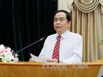 Ủy ban Trung ương MTTQ Việt Nam trao 200 triệu đồng hỗ trợ tỉnh Lào Cai