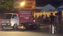 Xe máy tông xe tải, nam thanh niên tử vong tại chỗ
