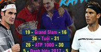 Thống trị US Open: Nadal vĩ đại nhất, Federer sắp 'hít khói'
