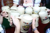 Lễ hội bia Đức diễn ra từ ngày 21- 23/9 tại TP Hồ Chí Minh