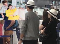 Kim Tae Hee được chồng đưa đi nghỉ ở Ý trước khi sinh con