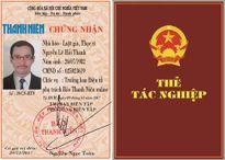 'Lật mặt' đối tượng giả mạo giấy tờ Bộ Công an, Báo Thanh Niên
