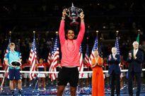 Vô địch US Open, Nadal tri ân thày cũ