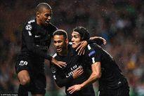 Celtic 0-5 Paris Saint Germain: Không thể cản Neymar và Mbappe