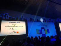 Thẻ ATM của 7 ngân hàng có thể thanh toán qua ứng dụng Samsung Pay