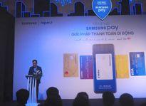 Samsung Pay: Không tiền mặt, không thẻ ngân hàng