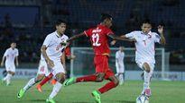 Thua Myanmar, U18 Việt Nam chia tay giải U18 Đông Nam Á